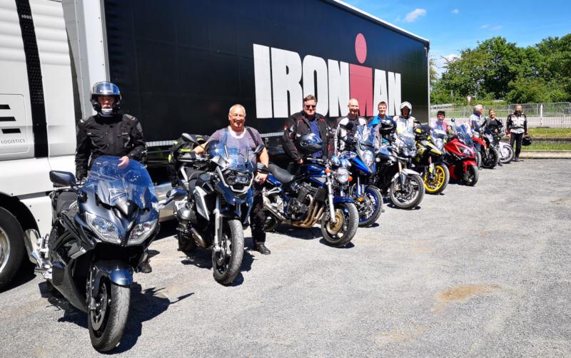 Ironman Race Crew