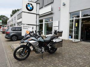 BMW F850 GS